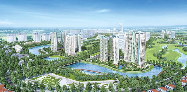 """Ecopark mở đầu cho dòng căn hộ """"5 sao giá mềm"""""""